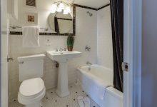 Photo of Borrelende afvoer badkamer