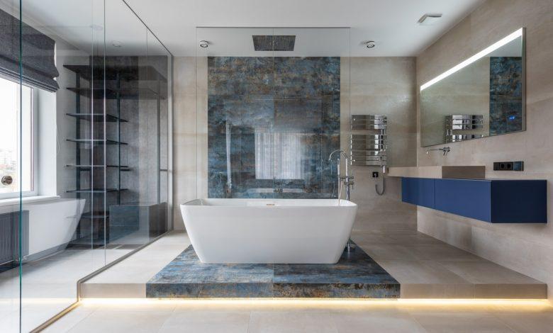 kleinere badkamer