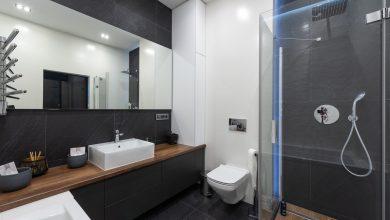 Photo of Trend: Een zwarte badkamer