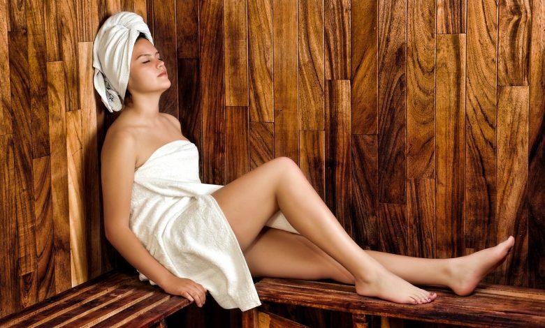 onderhoud sauna