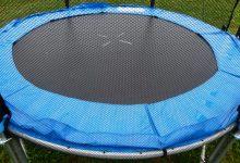 Photo of Zelf een trampoline ingraven